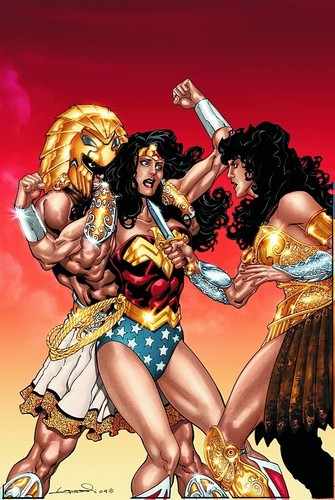Wonder Woman #37 - wonder-woman Photo