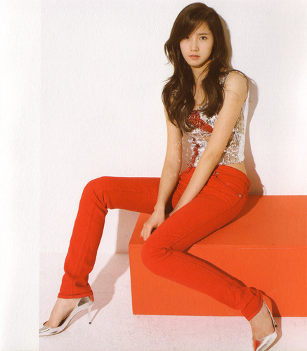 Girls Generation/SNSD wallpaper with tights called Yoona