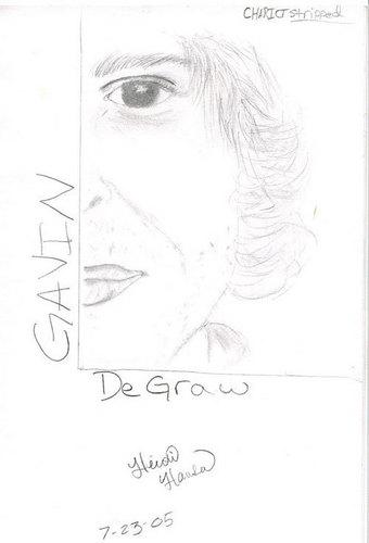 arts of Gavin made kwa his mashabiki