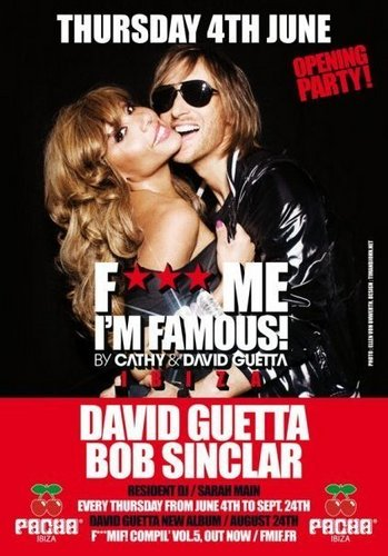 David Guetta wallpaper with sunglasses and animê entitled cathy & david