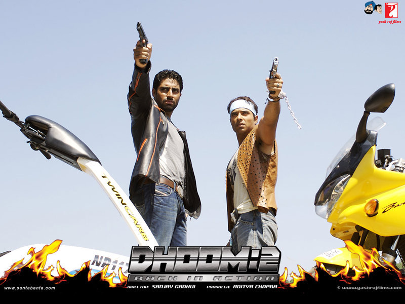 Dhoom2 images dhoom HD wallpaper and background photos ...