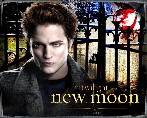 edward cullen new moon