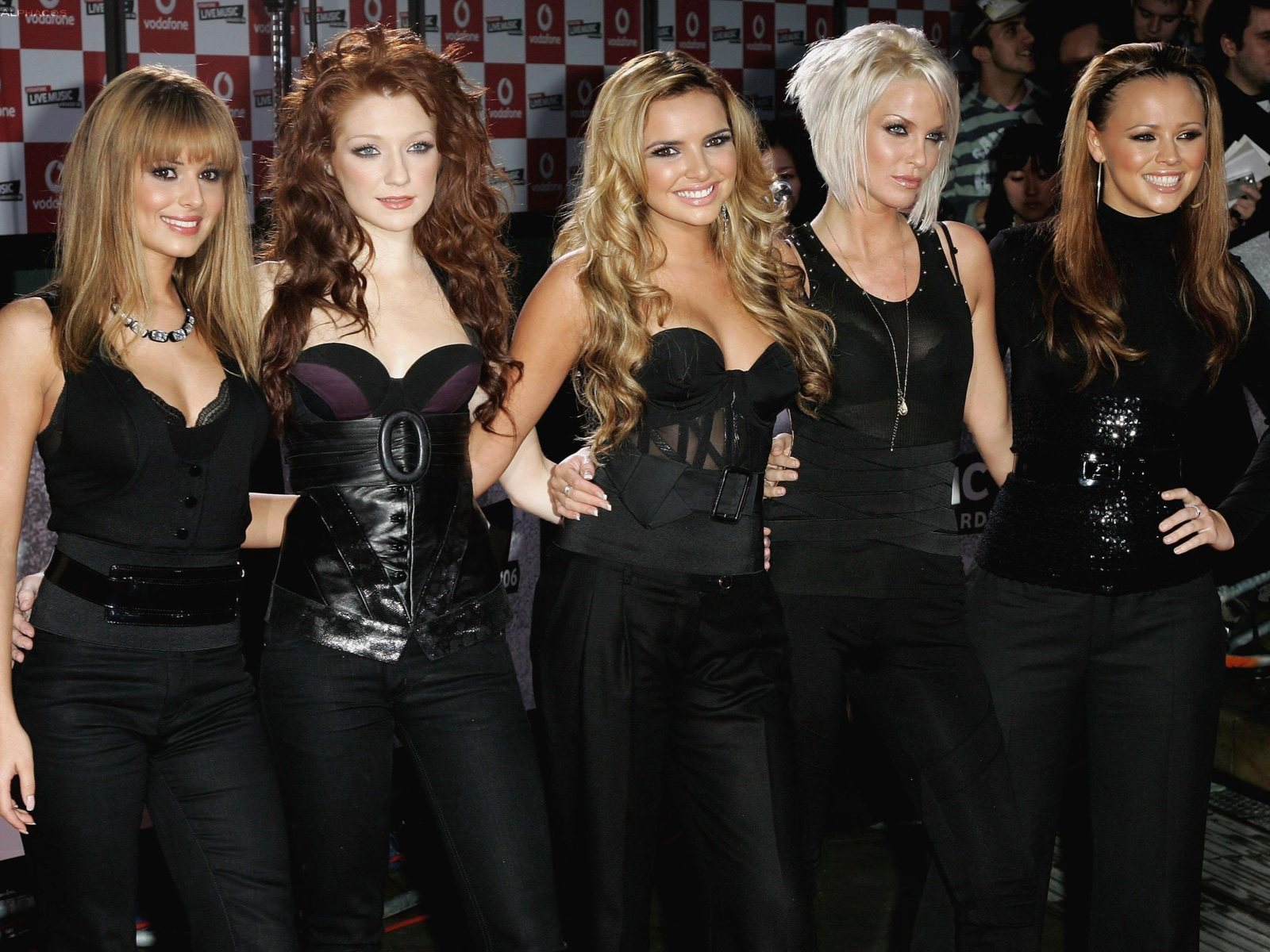 Girls aloud gsf