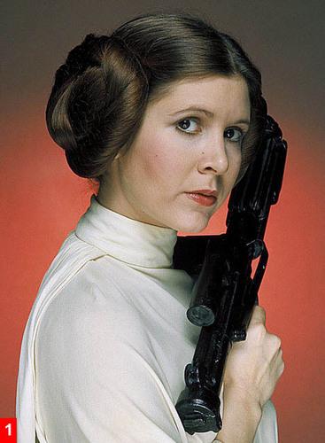 Princess Leia Organa Solo Skywalker wallpaper containing a rifleman, a green beret, and a rifle called leia