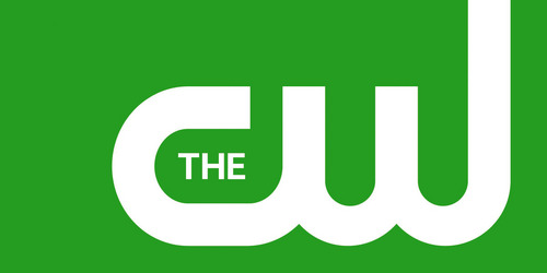 The CW kertas dinding entitled logo
