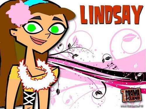 me as lindsay