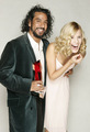 naveen andrews+maggie grace - naveen-andrews photo