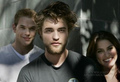 rob, nikki, kellan - twilight-series photo