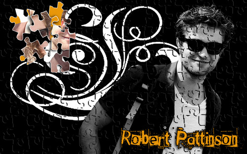 robert Pattinson. =)