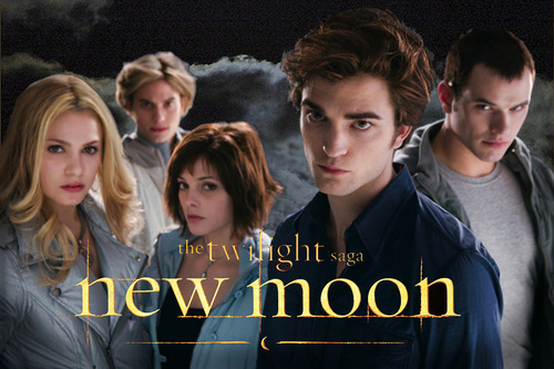 the Cullen family new moon