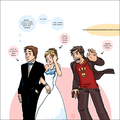 wilson drawing - wedding 4thjeremia at deviantart