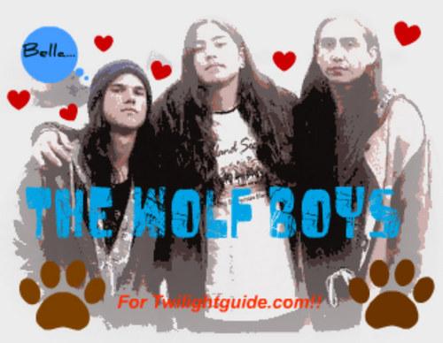 بھیڑیا boys
