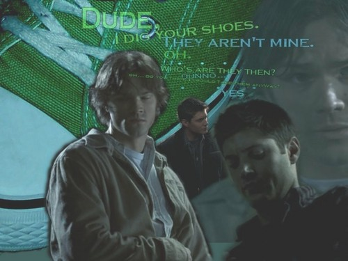 ~Nice shoes!~