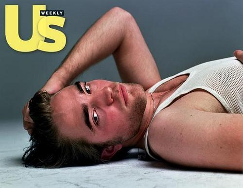 -Robert Pattinson- US Weekly Outakes-