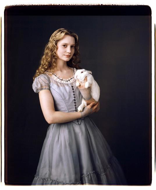 Tim Burton'S Alice In Wonderland Pictures 118