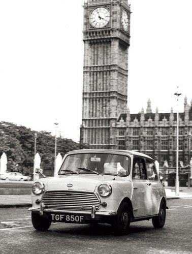 1968 Morris Mini Cooper S MkII