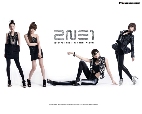 2NE1 Debut