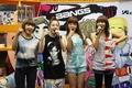 2NE1 Seoul Character Licensing Fair