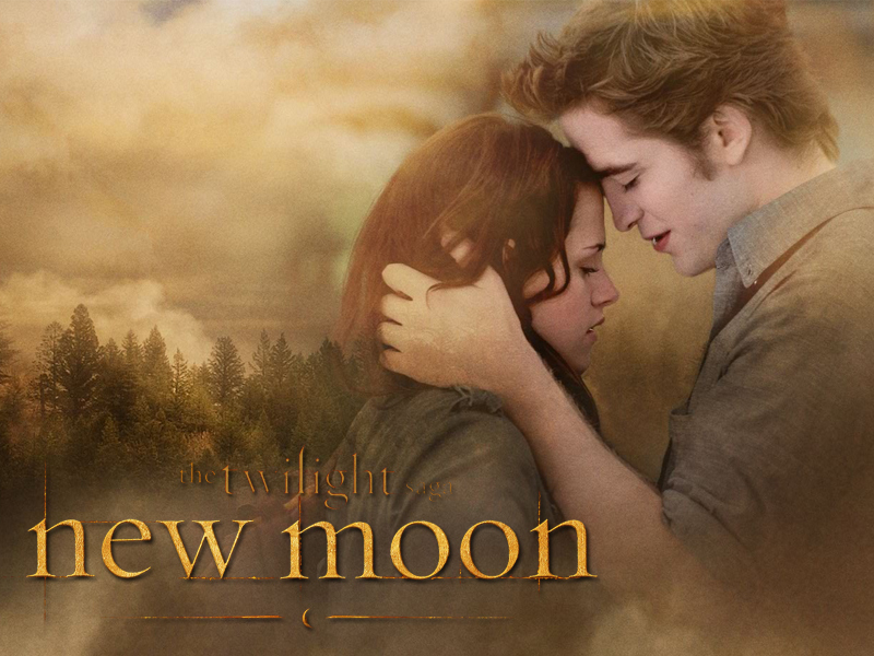 800 X 600 =) edward and bella - twilight-series wallpaper