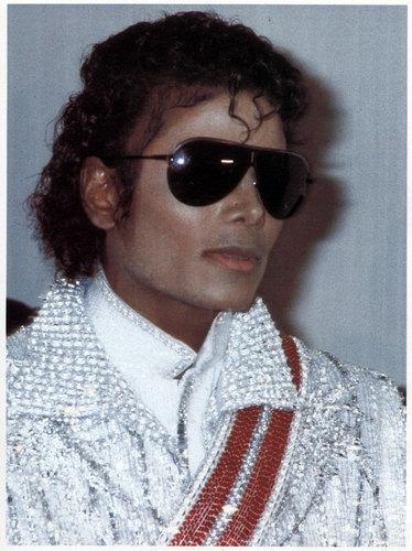 A P P E A R A N C E S ( Thriller Era )