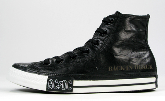 reputable site 32e27 9eb23 AC DC converse shoes