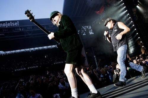 AC/DC in Denmark