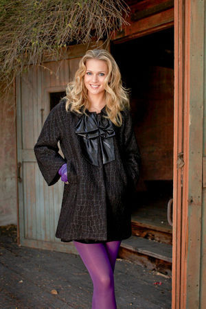 AJ Cook photoshoot for OK!
