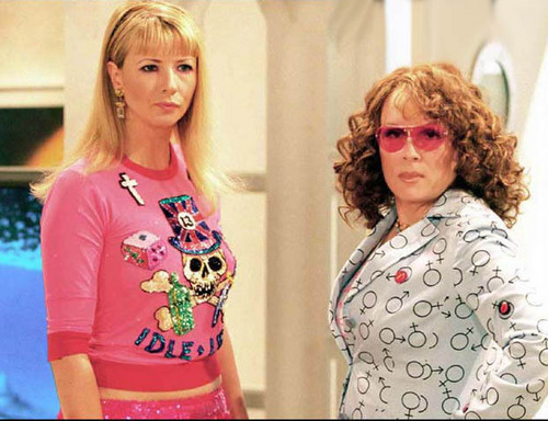 Absolutely Fabulous wallpaper called Ab Fab