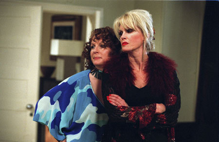 Absolutely Fabulous wallpaper titled Ab Fab
