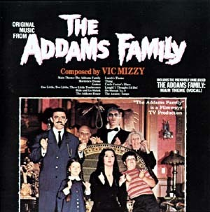 Addams Family LP