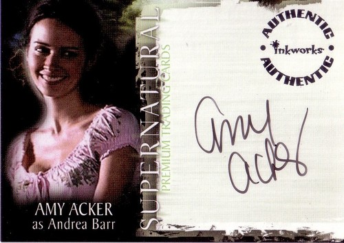 Amy Acker as Andrea Barr