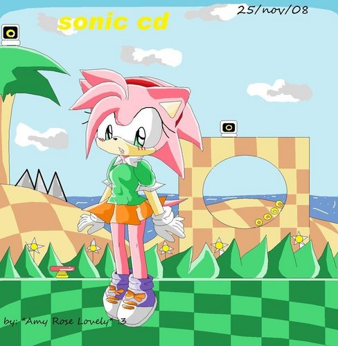 Amy in the Greenhill Zone