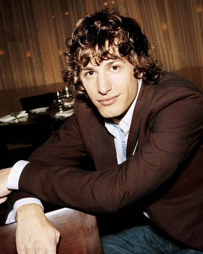 Andy Samberg wallpaper containing a business suit entitled Andy Samberg