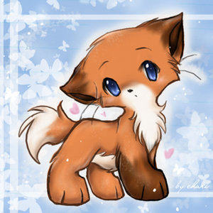 Animated Foxes