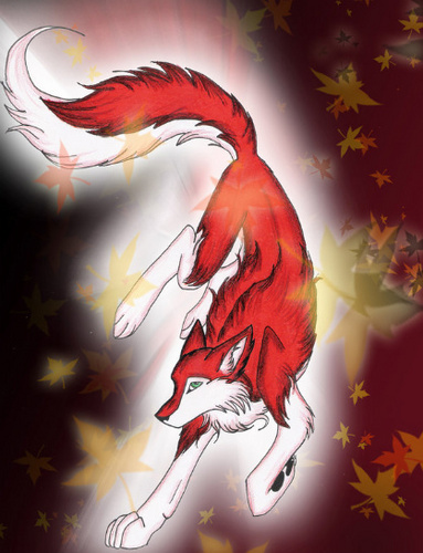 জীবন্ত wolfs