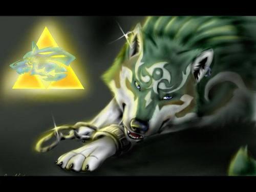 anime wolfs