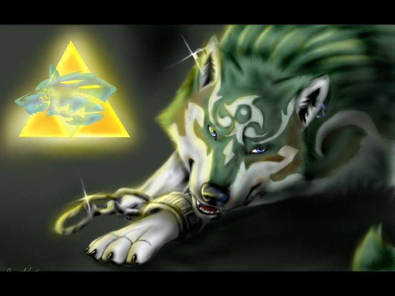 Best Wallpaper 2012: Anime Werewolf Pack