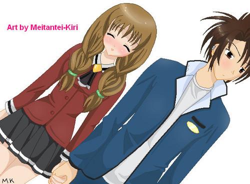 Ayumu+Hiyono -Unchained Melody
