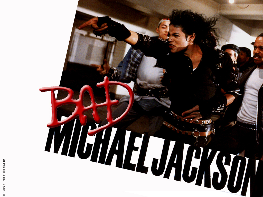 2 bad and is it scary michael jackson