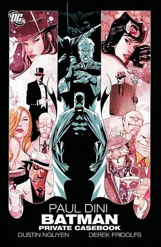Batman Casebook