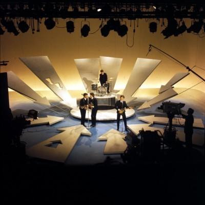 Beatles Ed Sullivan mostra 1964