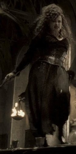 Bellatrix in the Half-Blood Prince