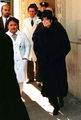 Beth Israel Hospital, 1995 - michael-jackson photo