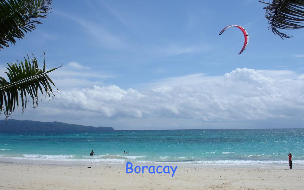 Proud to be Pinoy! images Boracay:A white sand beach HD wallpaper and background photos