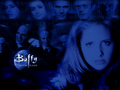 Buffy The Vampire Slayer - vampires wallpaper