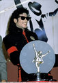 CBS Records : Top Selling Artist Of The Decade  - michael-jackson photo