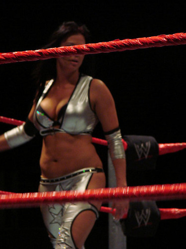 Candice michelle overweight
