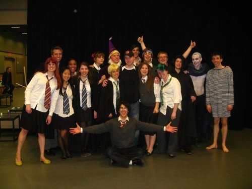 Cast of A Very Potter Musical - starkidpotter Photo