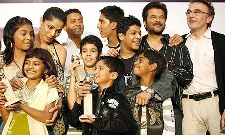 Cast of Slumdog Millionaire