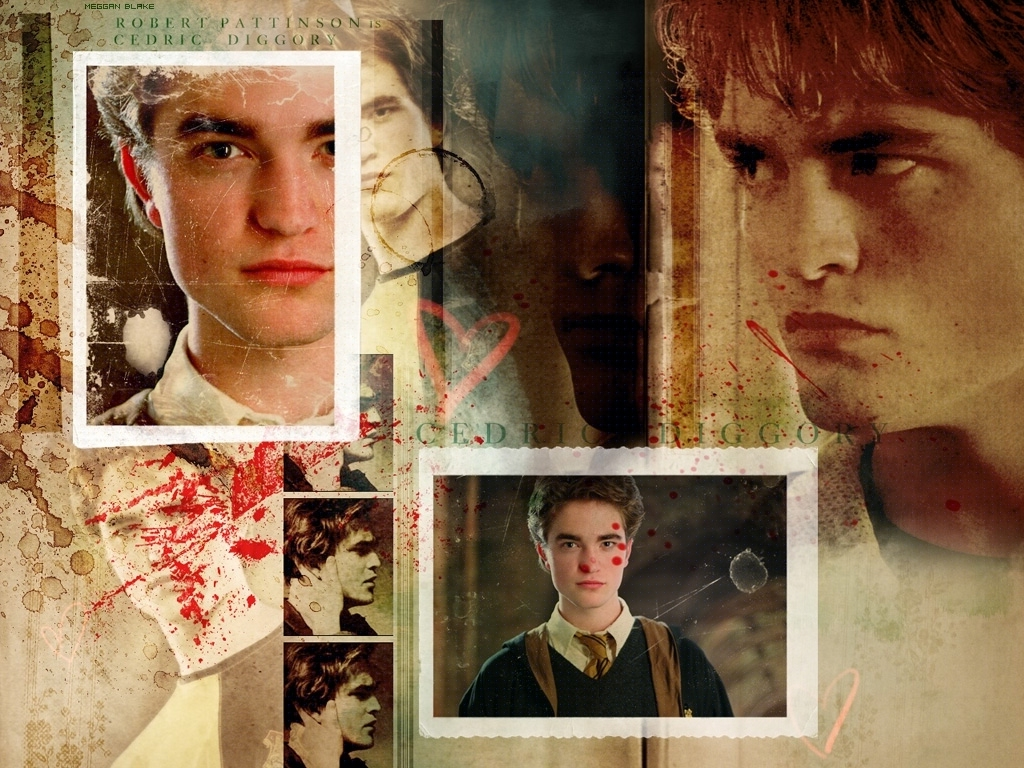 Cedric Diggory - harry-potter wallpaper